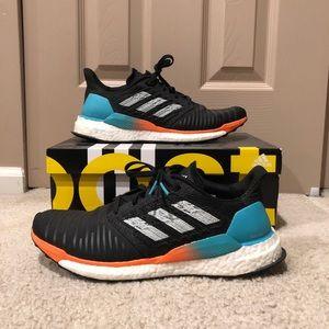 Adidas Solar Boost Men's Running Sneaker, 9.5 US